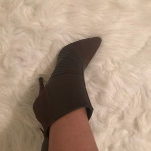 Shoes - ❌SOLD❌ CHOCOLATE BROWN BOOTIES